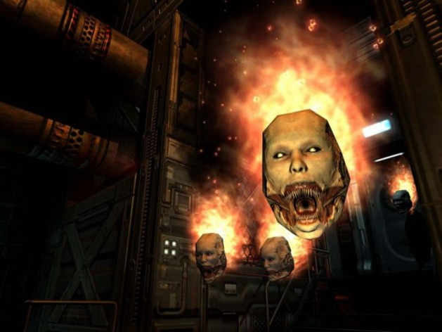 Screenshot 8 - Doom 3