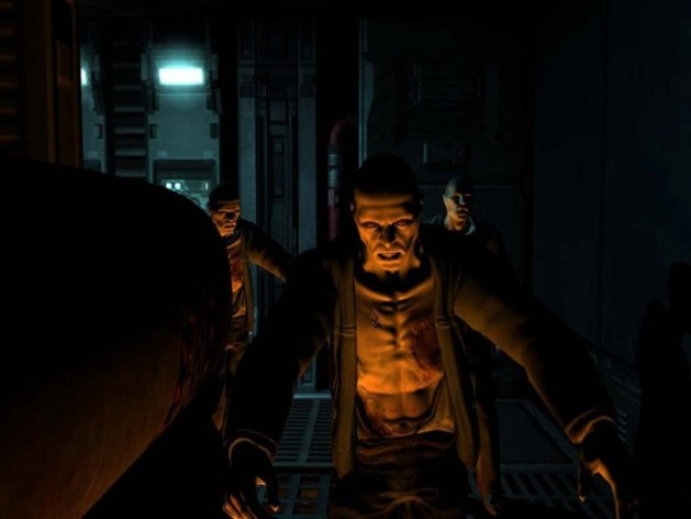 Screenshot 2 - Doom 3