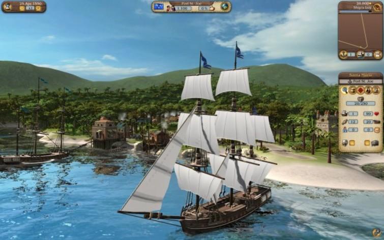 Screenshot 2 - Port Royale 3 GOLD