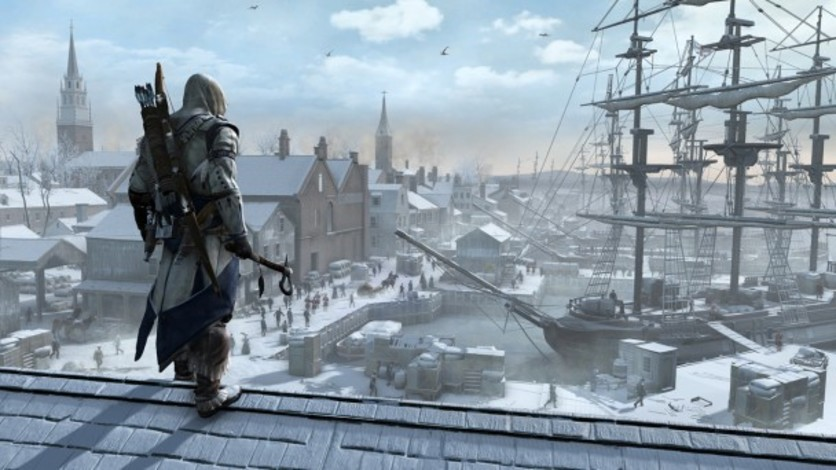 Screenshot 8 - Assassin's Creed III - Deluxe Edition