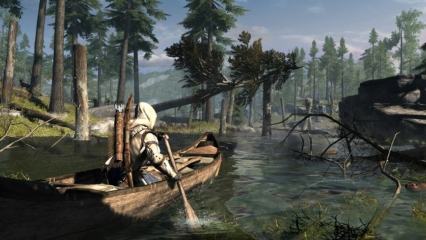 Screenshot 5 - Assassin's Creed III - Deluxe Edition