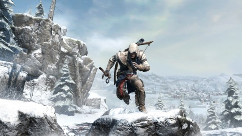 Screenshot 9 - Assassin's Creed III - Deluxe Edition