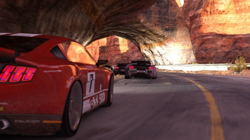 Screenshot 3 - TrackMania² Canyon