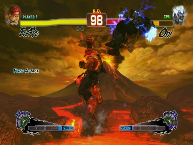 Screenshot 10 - Super Street Fighter IV Arcade Edition