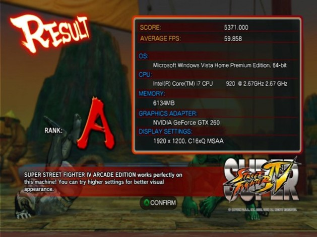 Screenshot 4 - Super Street Fighter IV Arcade Edition