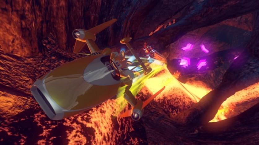 Screenshot 12 - Sonic and SEGA All-Stars Racing Transformed