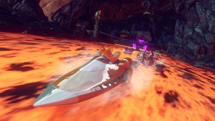 Screenshot 5 - Sonic and SEGA All-Stars Racing Transformed