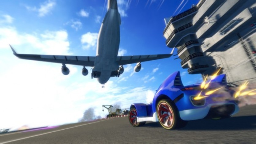 Screenshot 9 - Sonic and SEGA All-Stars Racing Transformed