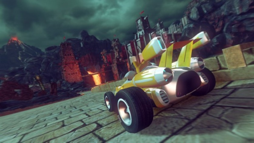 Screenshot 13 - Sonic and SEGA All-Stars Racing Transformed