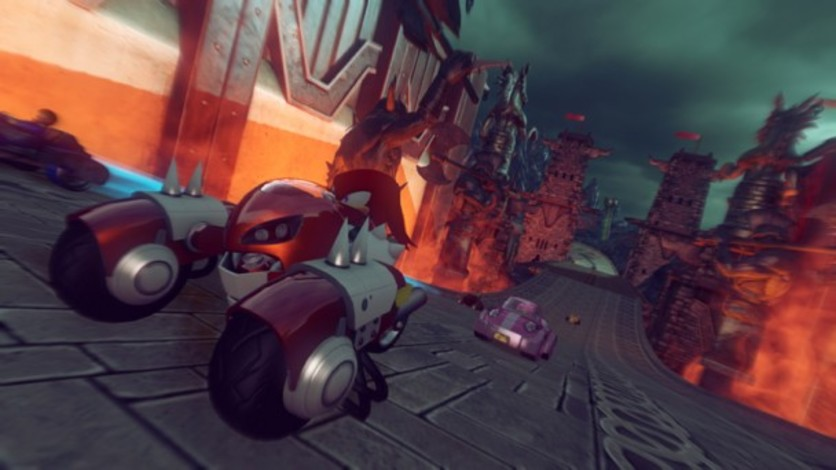 Screenshot 6 - Sonic and SEGA All-Stars Racing Transformed