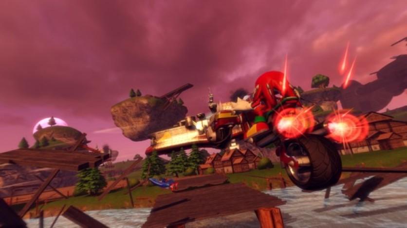 Screenshot 4 - Sonic and SEGA All-Stars Racing Transformed