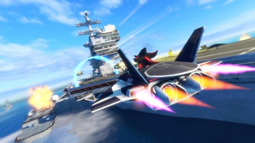 Screenshot 10 - Sonic and SEGA All-Stars Racing Transformed