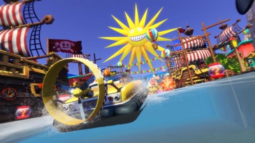 Screenshot 2 - Sonic and SEGA All-Stars Racing Transformed