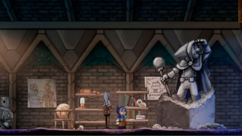 Screenshot 9 - Teslagrad