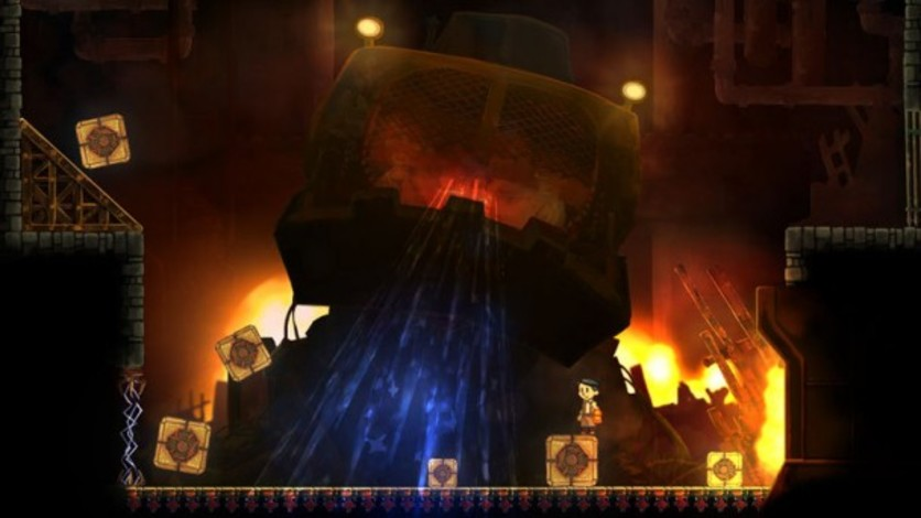 Screenshot 5 - Teslagrad