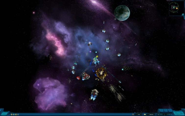 Screenshot 2 - Space Rangers HD: A War Apart