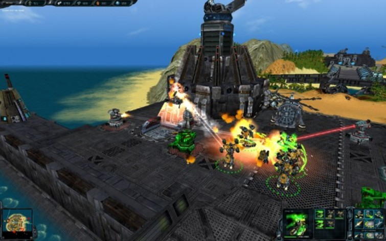Screenshot 3 - Space Rangers HD: A War Apart