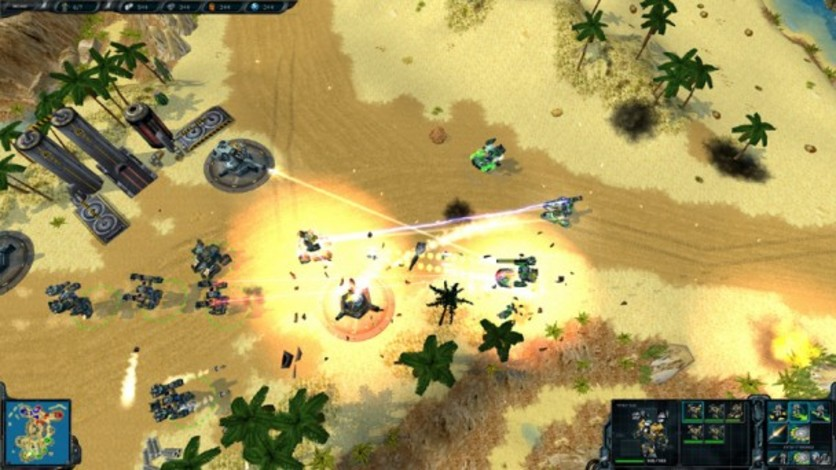 Screenshot 7 - Space Rangers HD: A War Apart