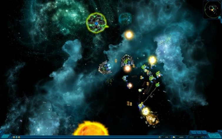 Screenshot 5 - Space Rangers HD: A War Apart