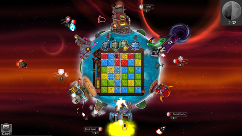 Screenshot 3 - Puzzlegeddon