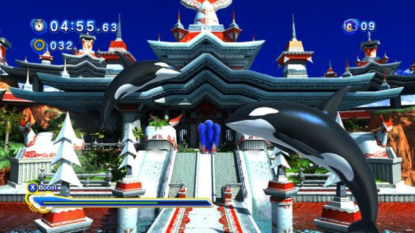 Screenshot 6 - Sonic Generations