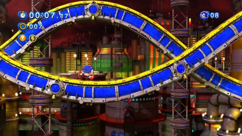 Screenshot 2 - Sonic Generations