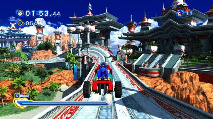 Screenshot 7 - Sonic Generations