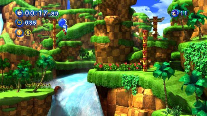 Screenshot 4 - Sonic Generations