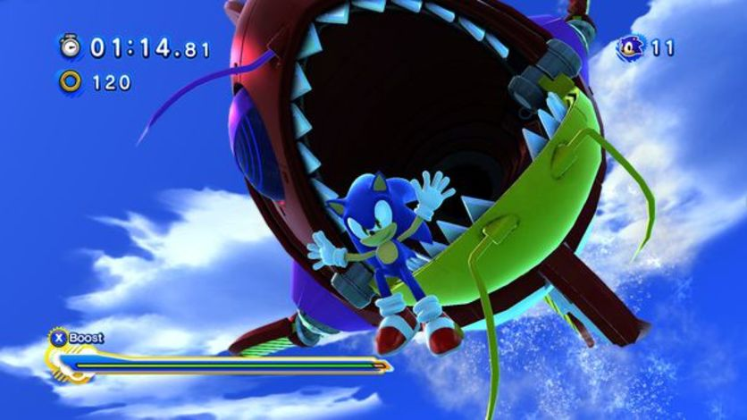 Screenshot 5 - Sonic Generations
