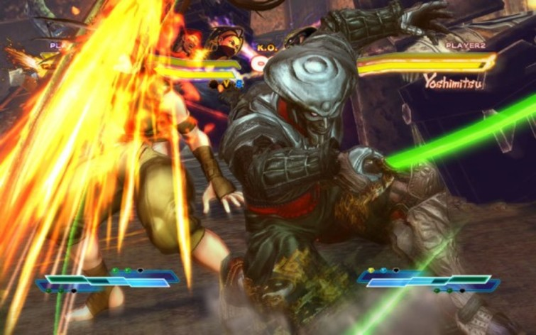 Screenshot 7 - Street Fighter X Tekken