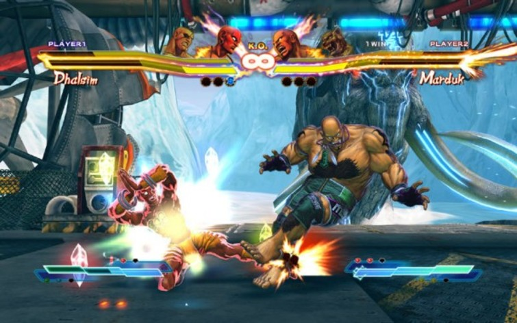 Screenshot 6 - Street Fighter X Tekken