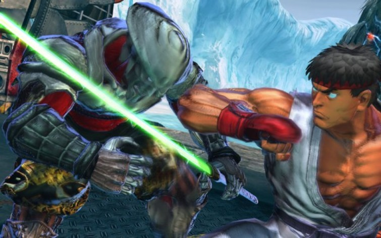 Screenshot 5 - Street Fighter X Tekken