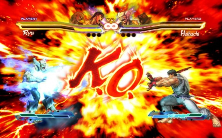 Screenshot 10 - Street Fighter X Tekken
