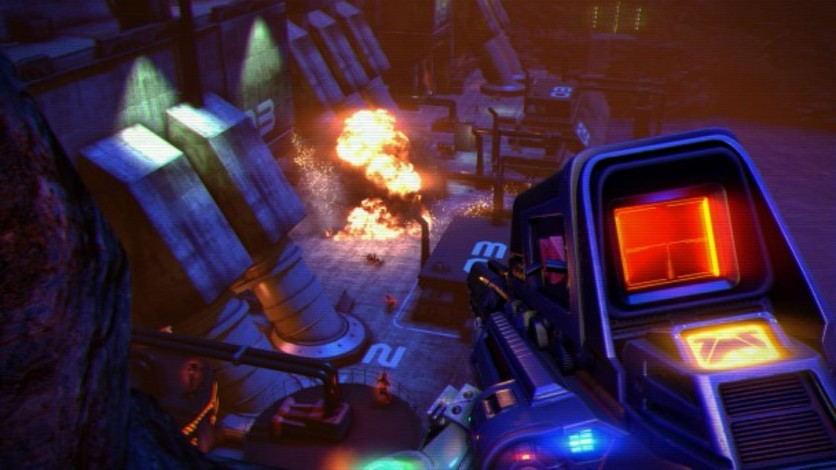 Screenshot 4 - Far Cry 3 - Blood Dragon