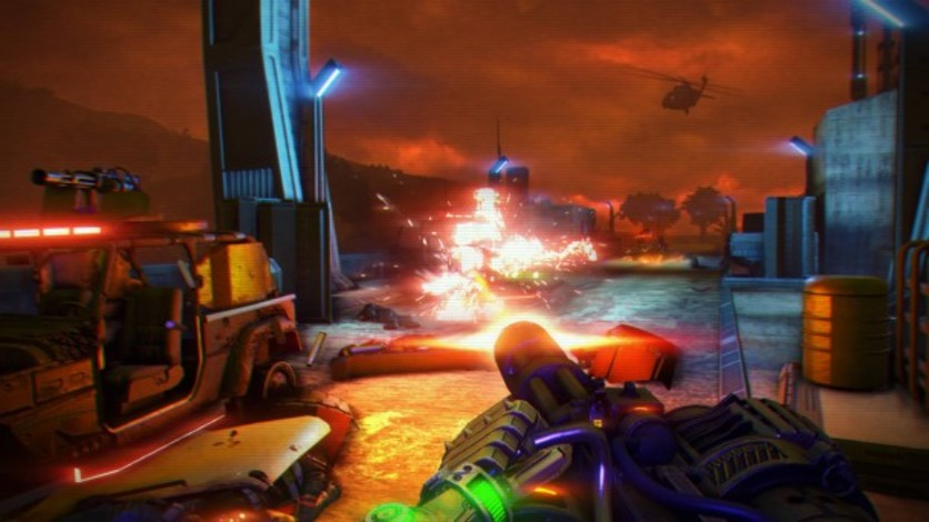 Screenshot 7 - Far Cry 3 - Blood Dragon