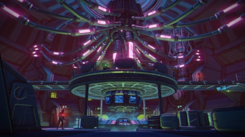 Screenshot 2 - Far Cry 3 - Blood Dragon