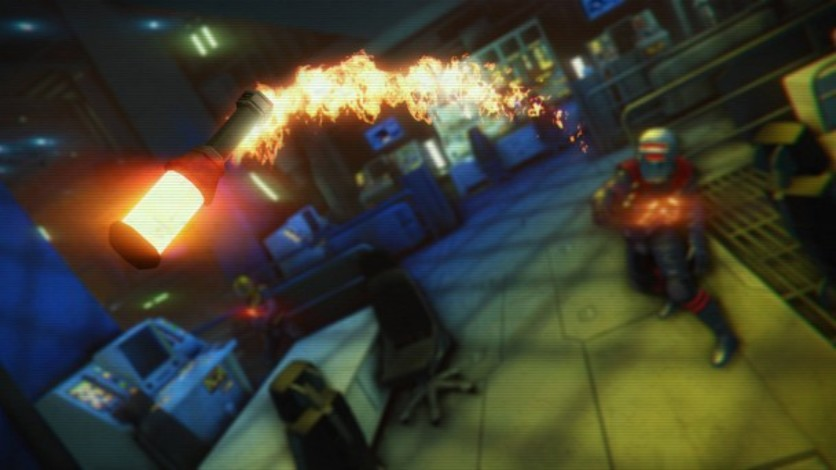 Screenshot 5 - Far Cry 3 - Blood Dragon