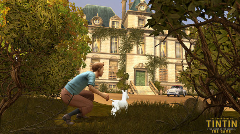Screenshot 4 - The Adventure of Tintin: Secret of the Unicorn