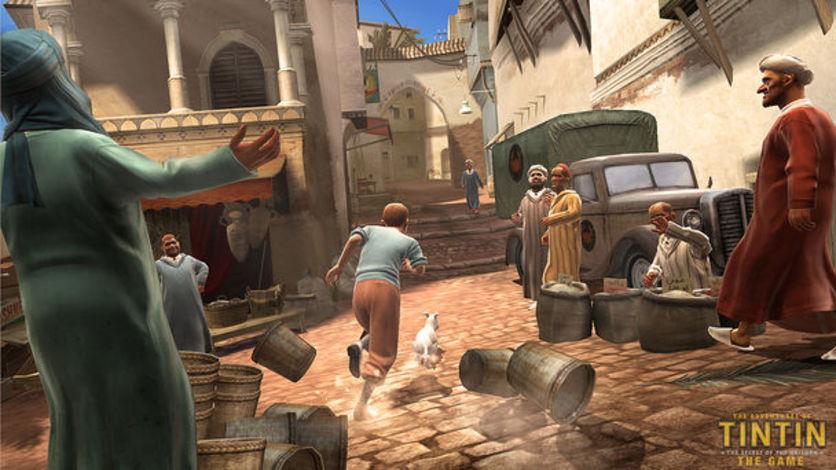 Screenshot 6 - The Adventure of Tintin: Secret of the Unicorn