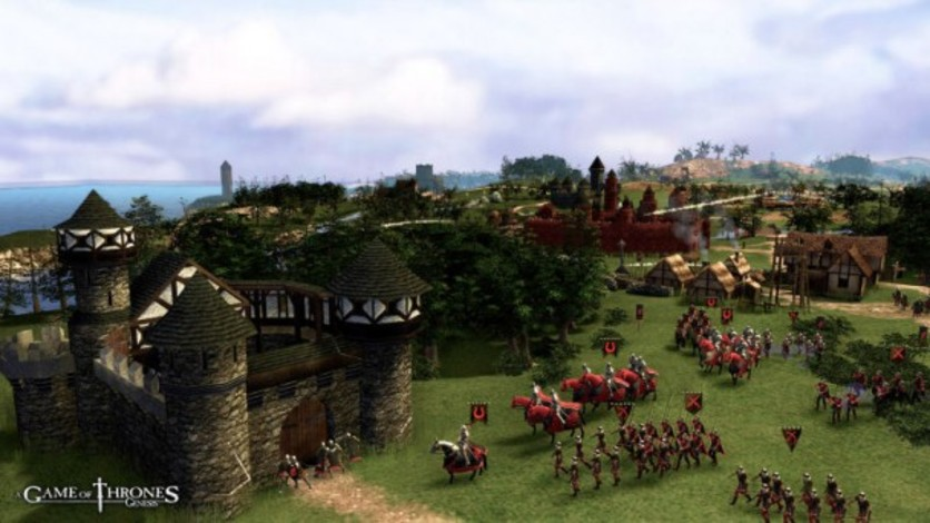 Screenshot 3 - A Game Of Thrones - Genesis