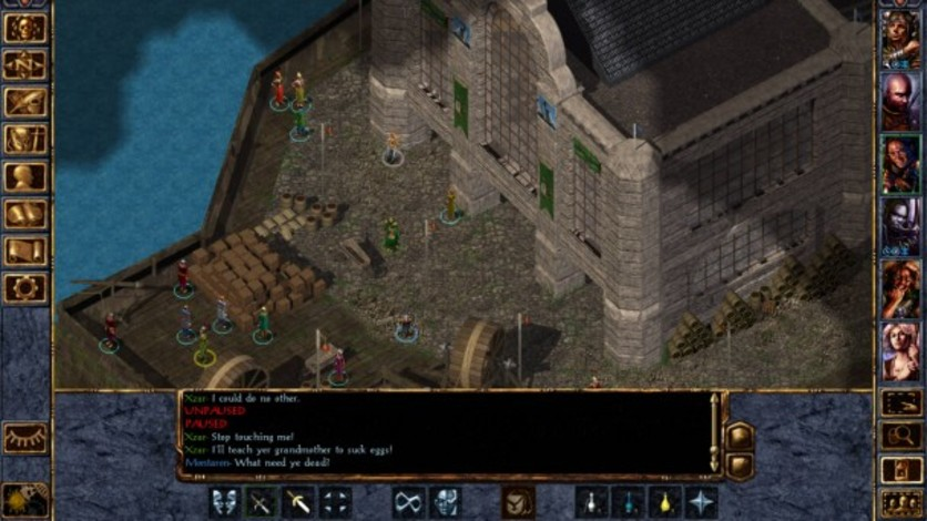 Screenshot 11 - Baldur's Gate: Enhanced Edition