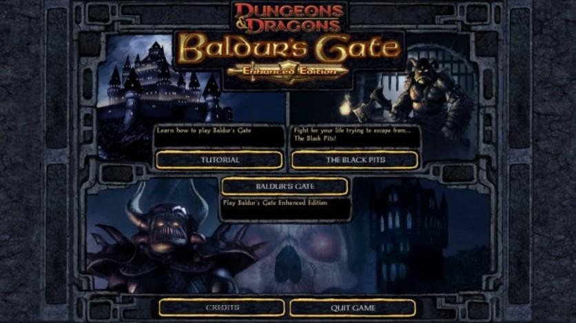 Screenshot 2 - Baldur's Gate: Enhanced Edition