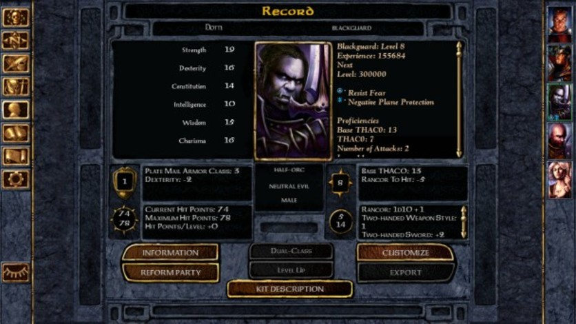 Screenshot 7 - Baldur's Gate: Enhanced Edition