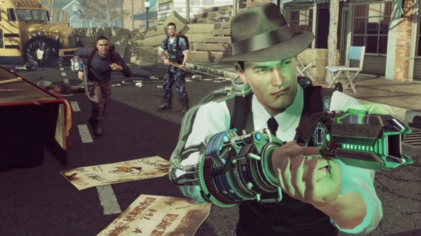Screenshot 9 - The Bureau: XCOM Declassified