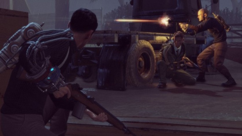 Screenshot 5 - The Bureau: XCOM Declassified