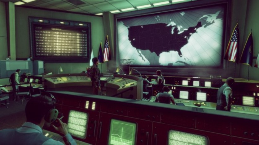 Screenshot 3 - The Bureau: XCOM Declassified