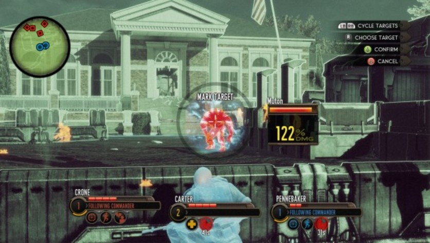 Screenshot 4 - The Bureau: XCOM Declassified