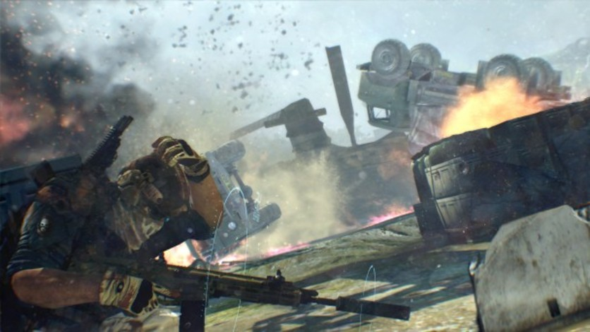 Screenshot 4 - Tom Clancy's Ghost Recon: Future Soldier Digital Deluxe Edition