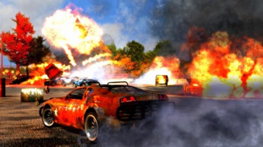 Screenshot 2 - Flatout 3 Chaos & Destruction