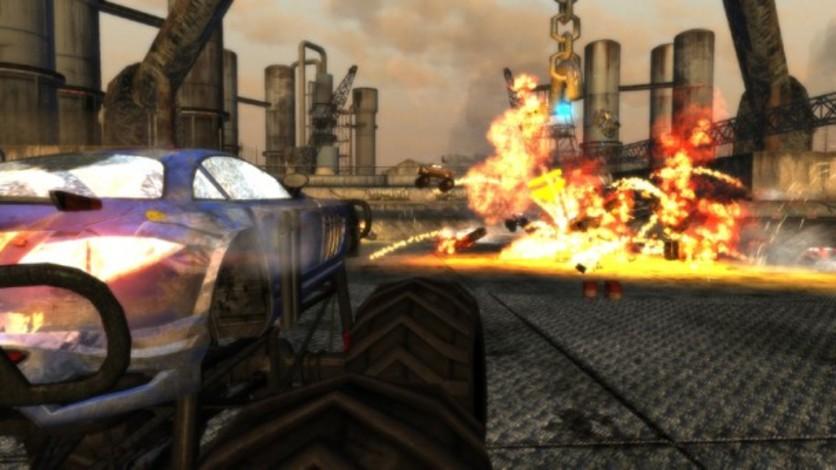 Screenshot 3 - Flatout 3 Chaos & Destruction